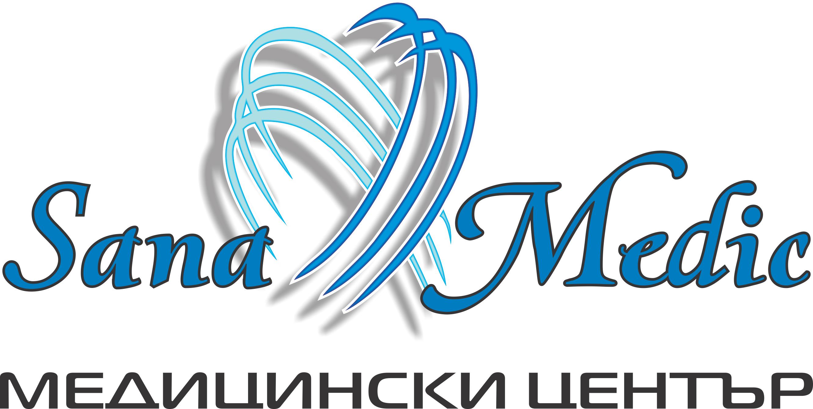 logo Sana Medic Varna