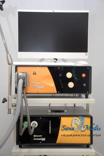 Система за Транскраниална Магнитна Стимулация